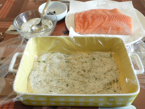 Graved Lachs 2