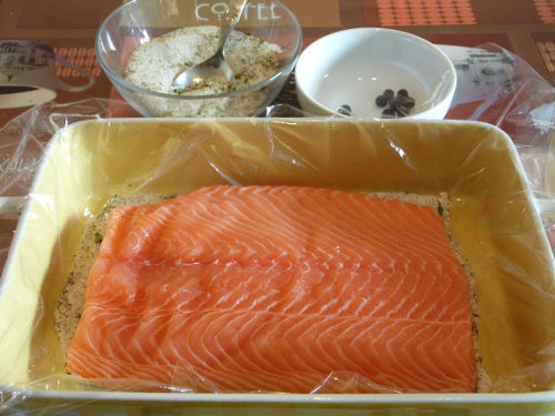 Graved Lachs 3
